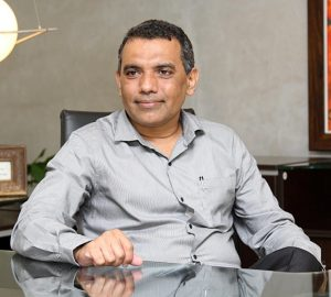 Anup Mathew, Senior Vice President & Business Head, Godrej Construction 1