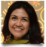 Vidya Shah, CEO, EdelGive Foundation