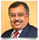 Anirban Ghosh, Chief Sustainanibility Officer, Mahindra and Mahindra