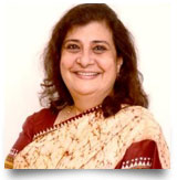 Pearl Tiwari, Director & Chief Executive, Ambuja Cement Foundation