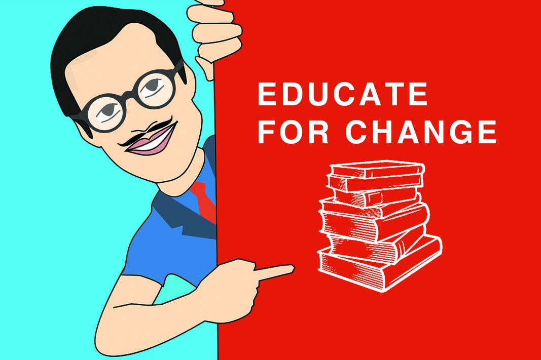 Educate for Change