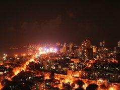 Mumbai Light Pollution