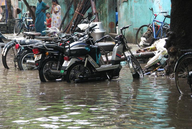 Natural Hazards in India