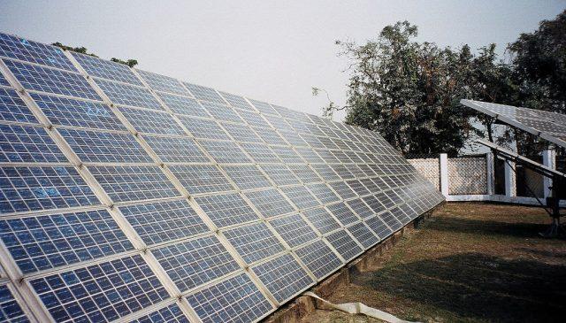 Solar Panels - Renewable Energy