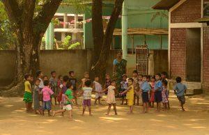 Assam children community development