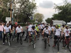 Cyclothon to fight income inequality