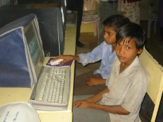 Digital literacy in Rural India