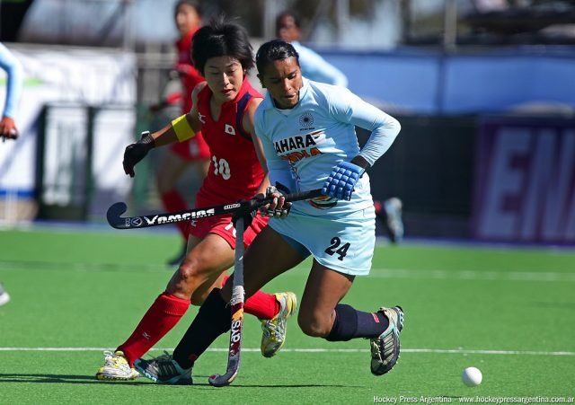Women's hockey India