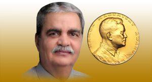 Magsaysay Award 2018 winner Bharat Vatwani