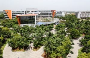 Infosys campus at MWC Chennai
