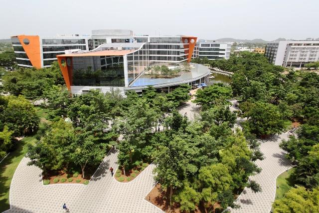 Infosys campus at MWC Chennai
