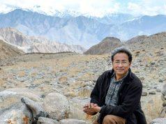 Magsaysay awardee Sonam Wangchuk