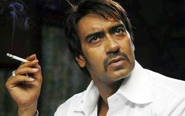 Ajay Devgn in a film still