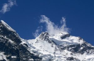 glaciers melting due to climate change