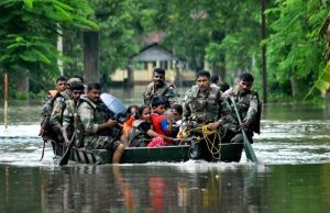 Indian Army Kerala Flood