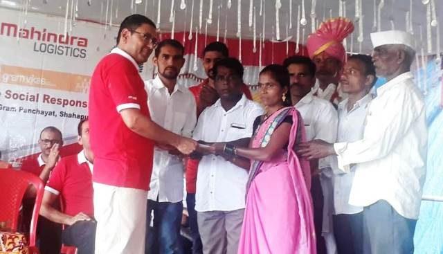 Mahindra Logistics inaugurates water project at Tembha