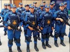 First Indian female SWAT team
