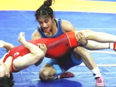 Vinesh Phogat, wrestler
