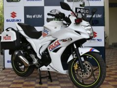 SUZUKI CSR INITIATIVE - GURUGRAM POLICE