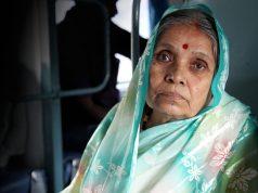 senior citizens in India