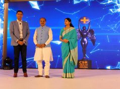 Dr. Dharminder Nagar, MD, Paras Healthcare, Vijay Goel, Minister of State for Parliamentary Affairs, Anupriya Patel, Minister of State for Health and Family Welfare