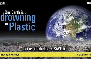 Refuse Single Use Plastic campaign