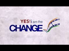 Yes i am the change