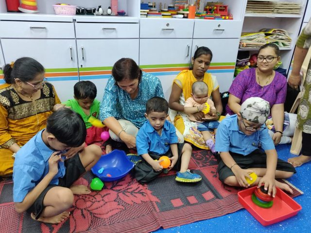 facility for children with multiple disabilities