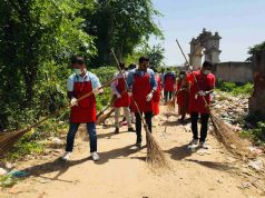 Canon Cleanliness Drive