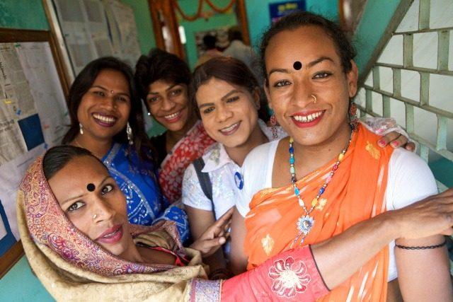 Hijra transgender community