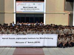Maruti Suzuki welcomes second batch