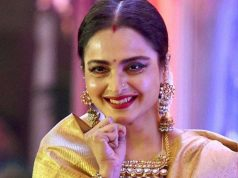 Rekha makes menopause look good