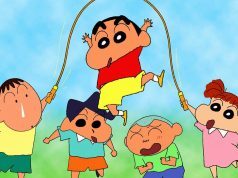 Shinchan TV Show