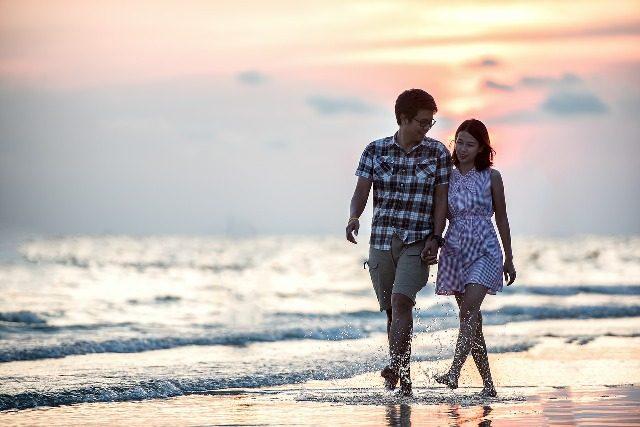 child-free couple