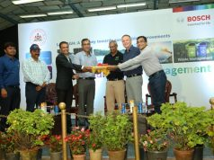 Bosch gives Lalbagh makeover