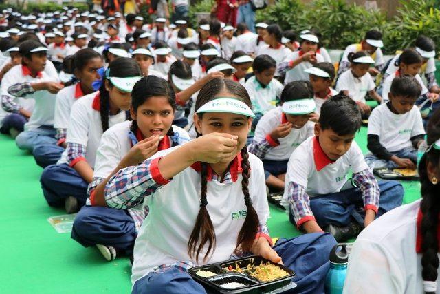 Renew Power donates rice