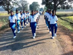 Tribal Girls Training Sessions