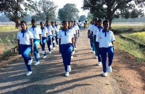 Tribal Girls Training Sessions