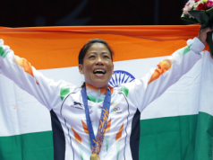 mary kom wins sixth gold medal