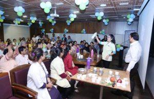 Food adulteration camp - Bhatia Hospital