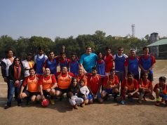 Latin American Diplomats with the Special Athletes of SOB