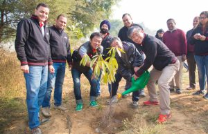 Mitsubishi Electric India Launches CSR Activity in Gurugram