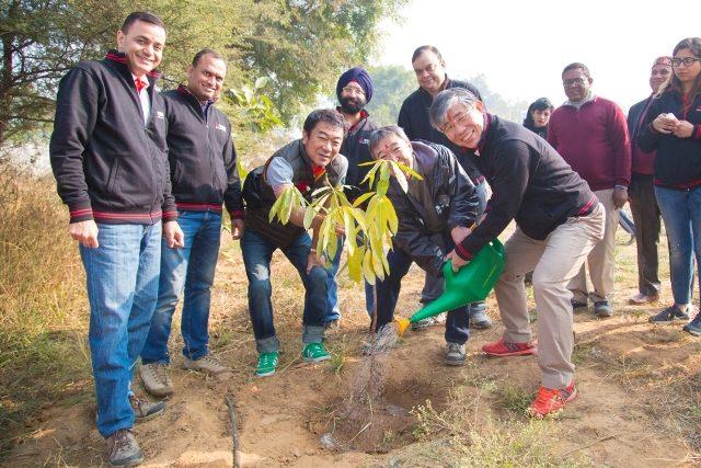 Mitsubishi Electric India in Gurugram