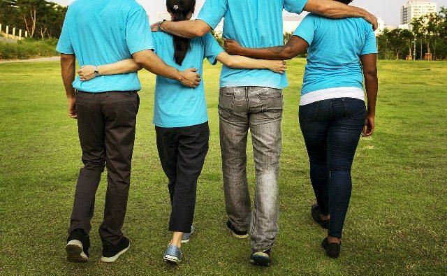 Bringing nonprofits together