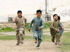 Children in Pakistan