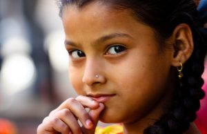 Girl Child CRY