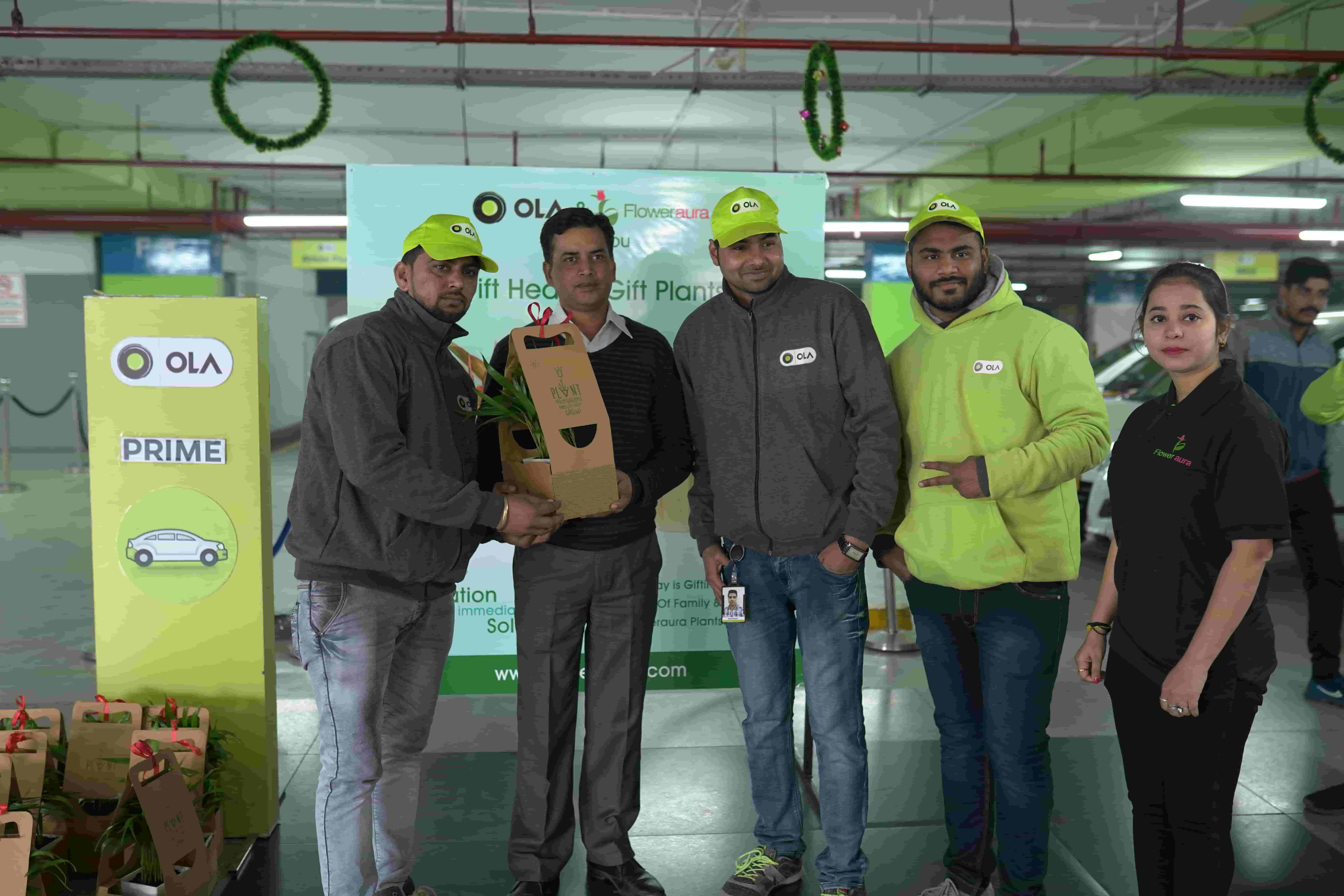 Green gifts Ola