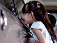 road safety of children