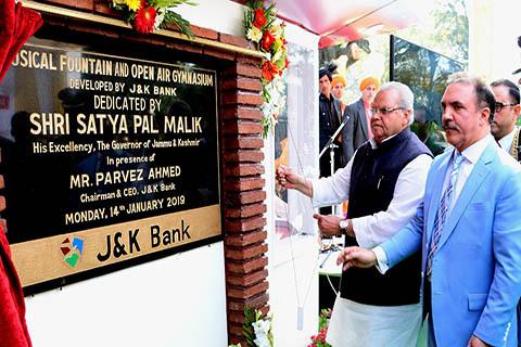 J&K Bank in Jammu