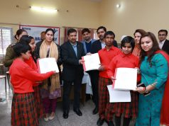 Amway India Celebrates Louis Braille Day